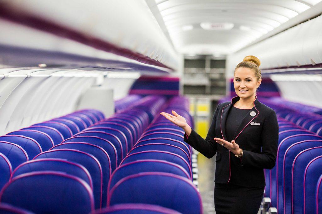 wizz-stewardese